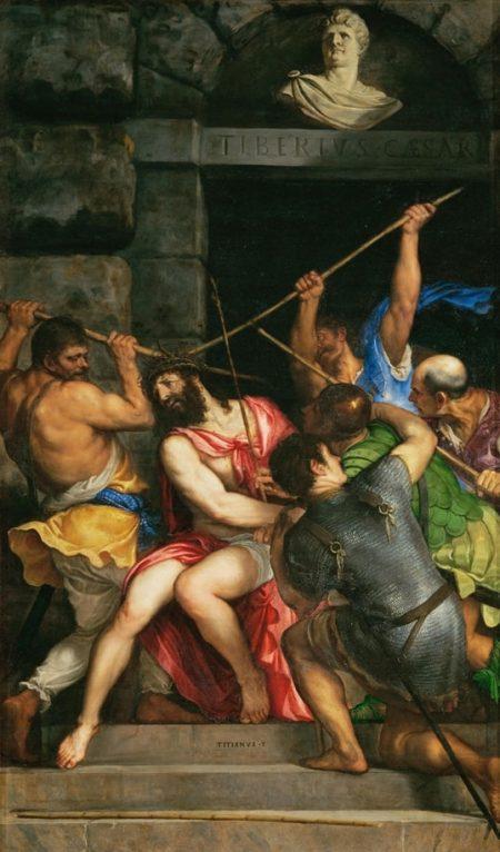 художник Тициан (Titian) картины – 15