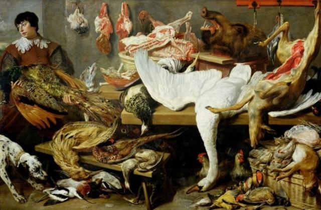 художник Франс Снейдерс картины – 15