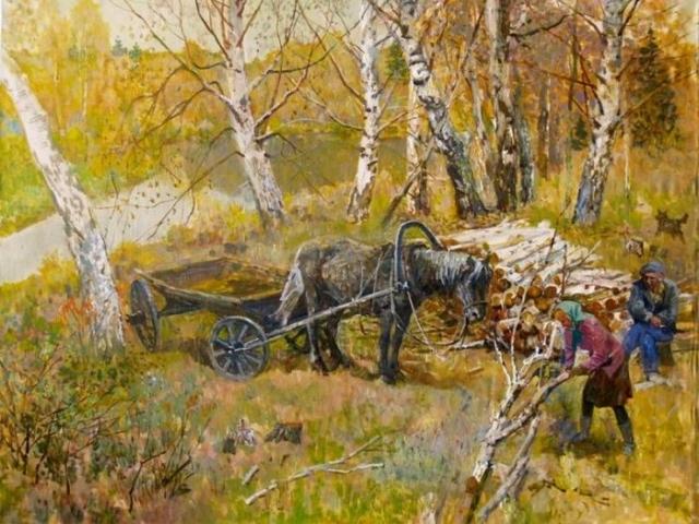 художник Инесса Сафронова картины - 32