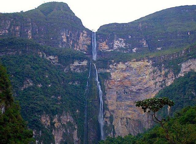 Водопад Тугела в ЮАР. | Фото: topsamoe.ru.