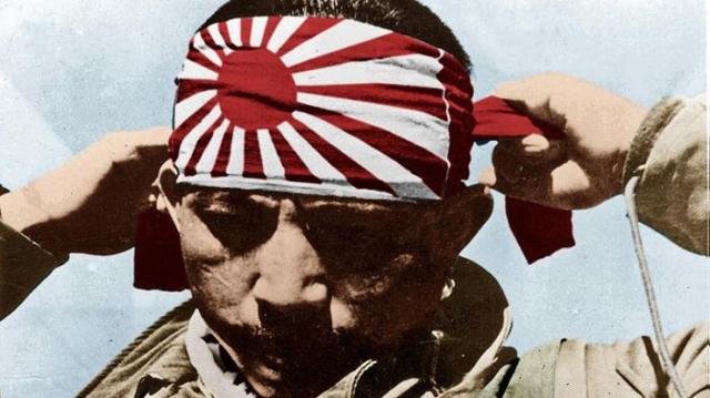 Как летчики из СССР научили японцев тактике камикадзе