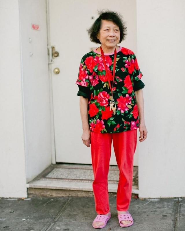 Фото: Старость может быть красивой: стильные старички Манхэттена (Фото)