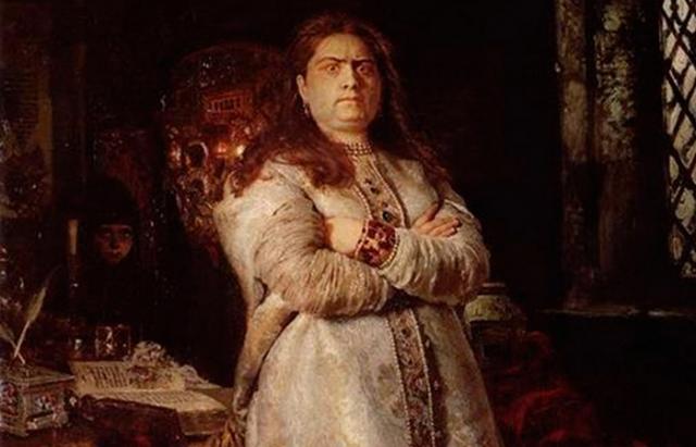 Царевна Софья.