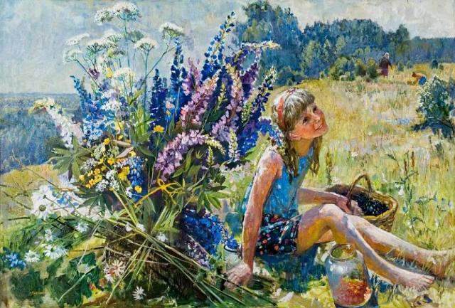 художник Инесса Сафронова - 03
