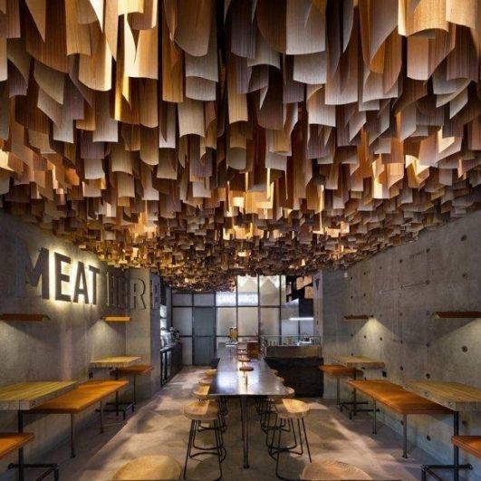 Украинский ресторан получил награду за лучший дизайн в Европе