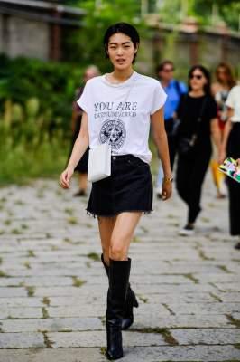 Три самых ярких тренда уличной моды. Фото