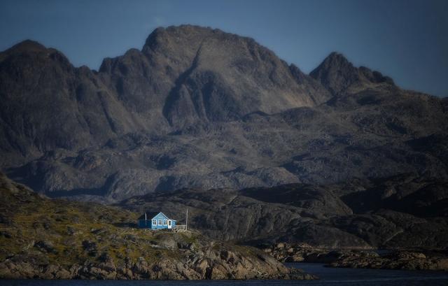 Фото: Великолепные домики, в которых можно спрятаться от цивилизации (Фото)