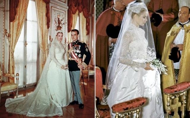 Свадьба Ренье и Грейс Келли