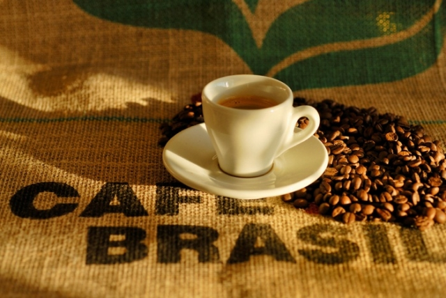 Кофе - символ Бразилии.