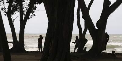 Последствия цунами в Индонезии в свежих снимках. Фото