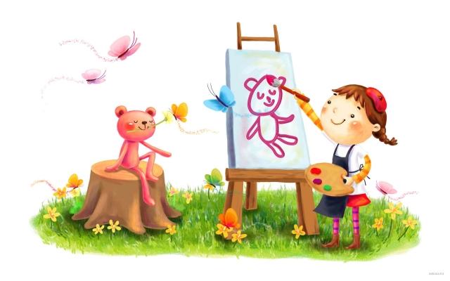 """Результат пошуку зображень за запитом """"Рисованные дети (17 рисунков)"""""""