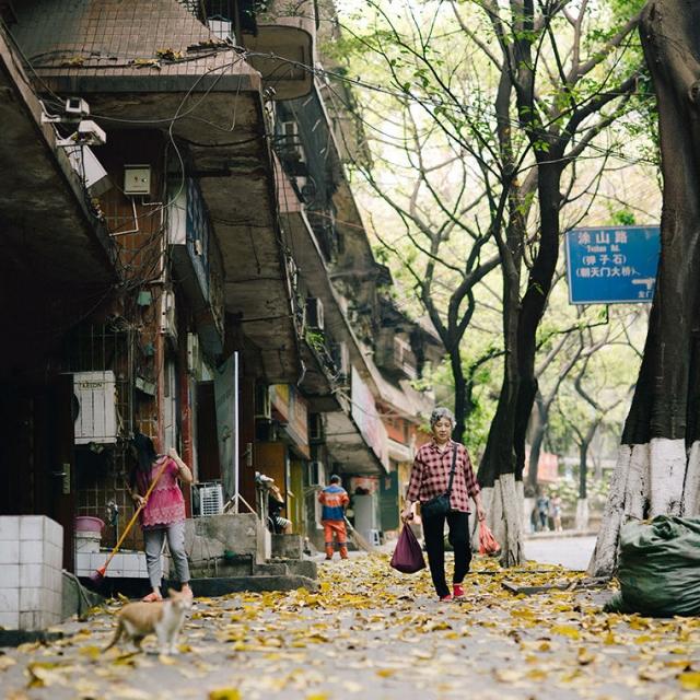 Фото: Столица туманов: прогулка по уникальному китайскому мегаполису (Фото)