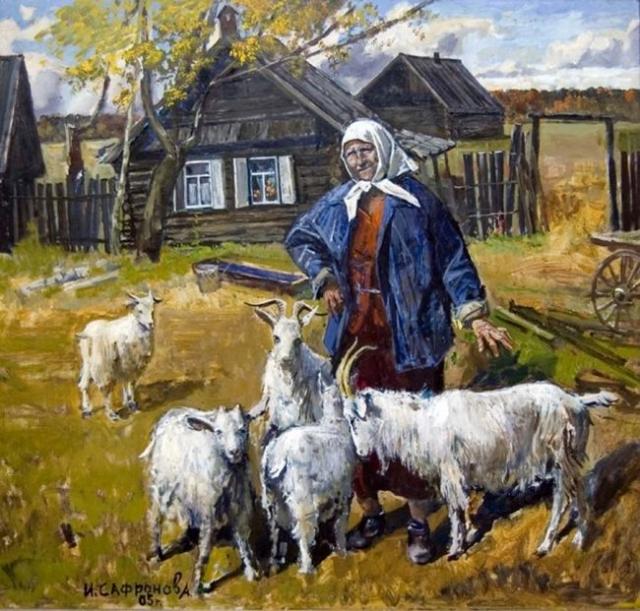 художник Инесса Сафронова картины - 36