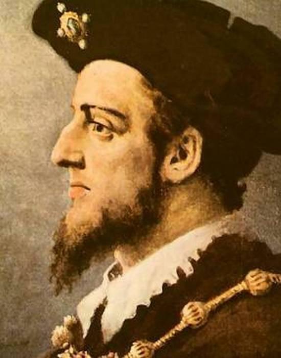 Фрагмент картины «Зигмунт II Август», худ. Ян Матейко. / Фото: hronograf.a.ua