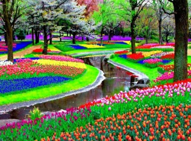 красивые сады мира - 06