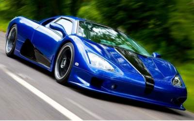 Так выглядят самые быстрые автомобили. Фото