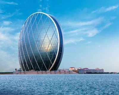 Девять необычных зданий со всего мира. Фото