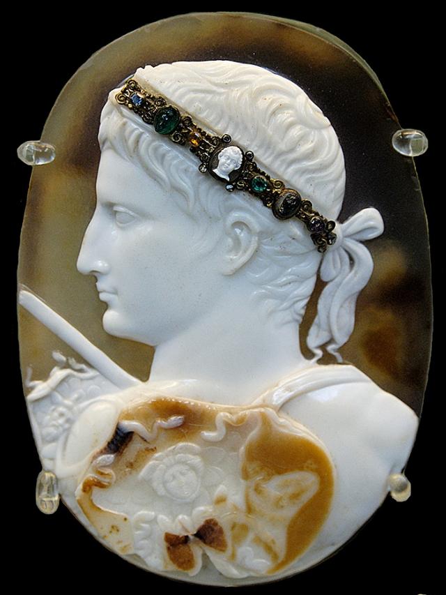 Фото: Роскошные драгоценности Древнего Рима, которые каждый мечтал бы приобрести (Фото)