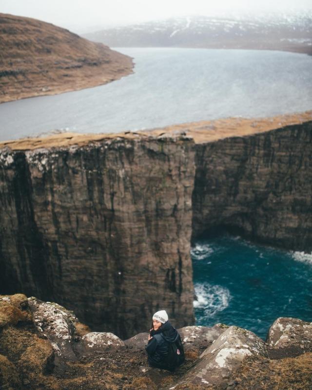 Природа и путешествия на фото Дилана Ферста