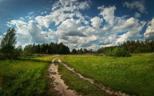 Обои - Природа. Потрясающие пейзажи