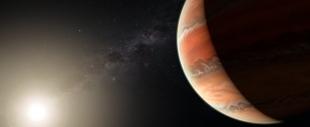 Путь от Земли до звезды WASP-19, где возможна жизнь, показали на видео