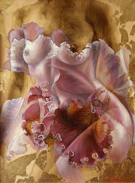 Цветы и Женщины Прекрасны, Покрыты тайнами любви. Но взоры дам порой опасны. Коварство есть у них в ...