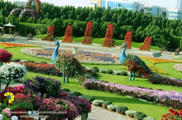 красивые сады мира - 10