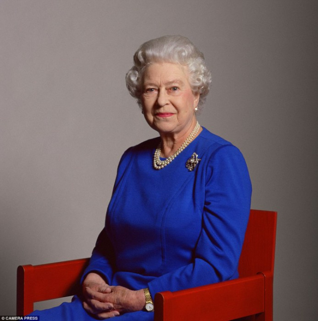 Королеву считали настоящей «матерью нации».