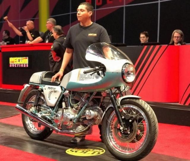 Самые дорогие мотоциклы 2020 года с мотоаукционов