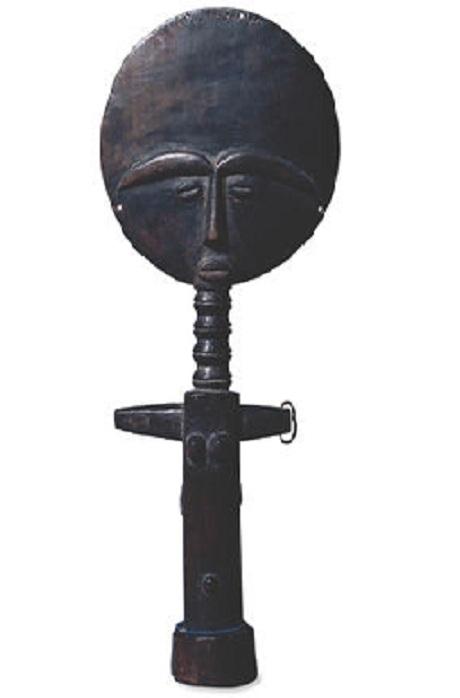 Акуаба - африканская кукла-талисман