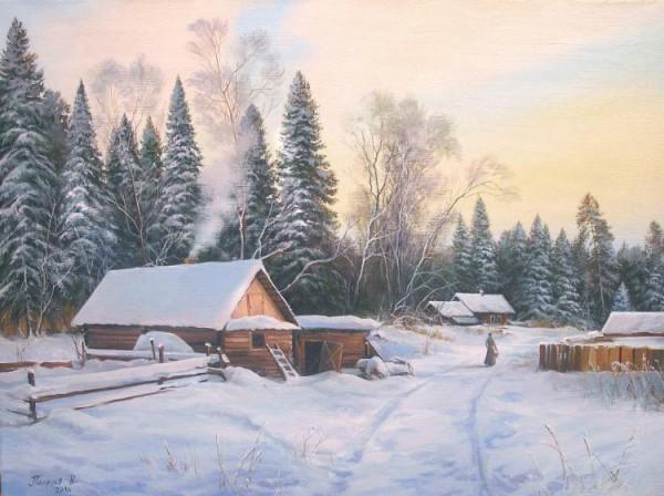 Работы художника Палачева Вячеслава. Часть 2. (40 фото)