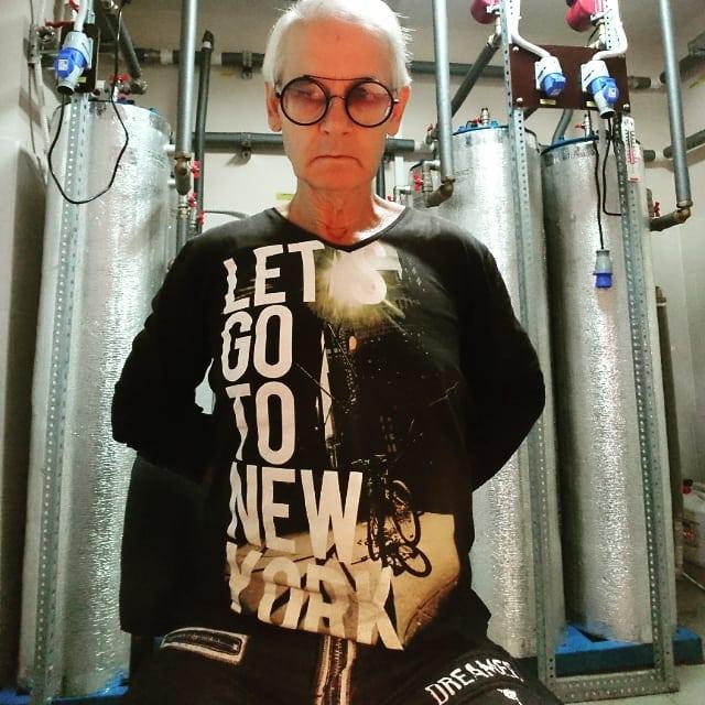 Фото: 73-летний пенсионер, который следит за своим стилем (Фото)