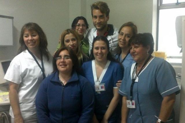 Фото: Самый красивый испанский доктор, которым восхищаются все женщины (Фото)