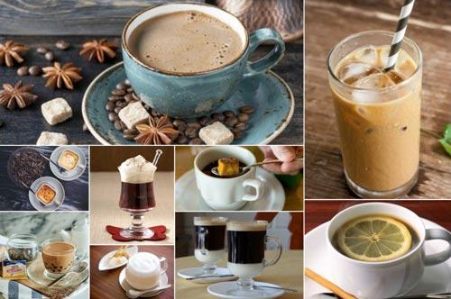 Как выглядит чашка кофе в разных странах мира (12 фото)