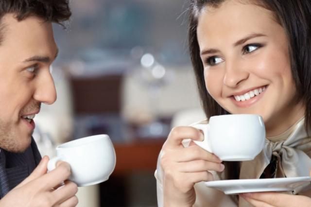 Некоторые компании для тимбилдинга используют массовый кофе-брейк