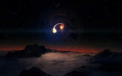 Ученые сделали неожиданное открытие о черных дырах