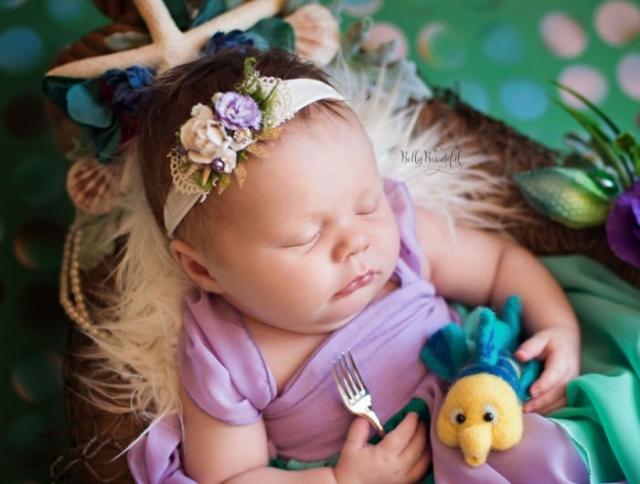"""Результат пошуку зображень за запитом """"Очаровательные крошки в образах Диснеевских принцесс - фото."""""""